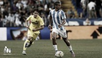 Rosales no podrá jugar contra el Athletic