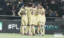 El Villarreal gana sin apuros y se mete en octavos