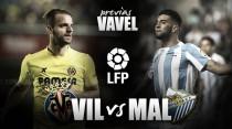 Villarreal CF - Málaga CF: duelo de altura con Europa en la mirada