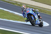 MotoGP, Vinales al top nel 'day 2'