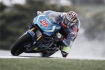 """Maverick Viñales: """"Me he sentido cómodo sobre la moto"""""""