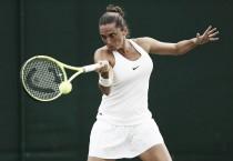 Vinci, con buen pie en Wimbledon