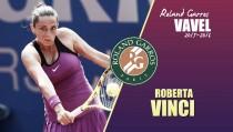 Roland Garros 2016. Roberta Vinci: un Grand Slam para volver a soñar