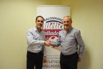 Primera reunión entre el Atlético Valladolid y la liga BAUHAUS-Asobal