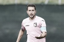 """Palermo, Vitiello: """"Spero di giocare al più presto, Diamanti è già leader"""""""