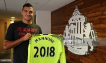 Vito Mannone 'understands' the frustration of Sunderland fans