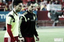 """Vitolo: """"Uno siempre espera debutar con victoria, te vas fastidiado"""""""