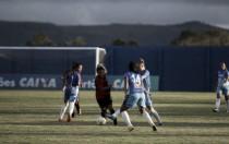 Em jogo equilibrado, Vitória e Sport empatam na estreia do Pernambucano Feminino