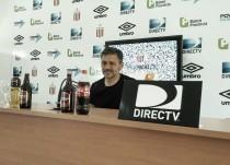 """Nelson Vivas: """"La forma me interesa pero lo más importante es ganar"""""""