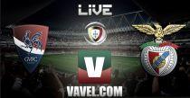 Resultado Gil Vicente vs Benfica en la Liga Portuguesa 2015 (0-5)
