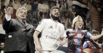 El Clásico del fútbol español se juega en el Gran Teatro Falla