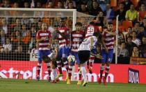 Valencia CF - Granada CF: puntuaciones del Granada CF, jornada 33 de la Liga BBVA