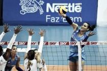 Vôlei Nestlé supera Brasília em partida equilibrada pela Superliga Feminina