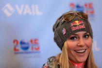 """Lindsey Vonn pronta al ritorno: """"Da ottobre torno sugli sci"""""""