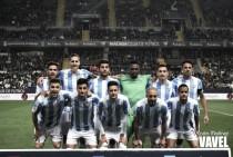 Málaga CF - Atlético de Madrid: puntuaciones Málaga CF, jornada 16 Liga BBVA