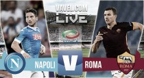 Napoli 0-0 Roma: As it happened