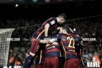 FC Barcelona - Sevilla FC, Puntuaciones FC Barcelona, Final de la Copa del Rey