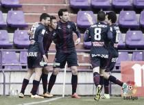 Ojeando al rival: SD Huesca