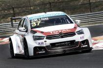 All'Hungaroring Lopez si conferma dominatore assoluto del FIA WTCC
