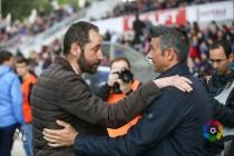 """Martí: """"Si jugamos como hoy podemos acabar entre los seis primeros"""""""