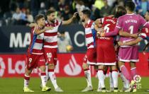 Un triunfo que carga de confianza al Granada CF