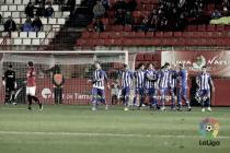 Nastic de Tarragona - Deportivo Alavés: puntuaciones del Alavés, ida de los 1/16 de final de Copa
