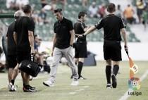 """Martí: """"El grupo trabaja muy bien, tenemos máxima confianza en todos los jugadores"""""""