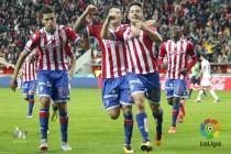 Sporting - Dépor: puntuaciones del Sporting, jornada 23 de Liga