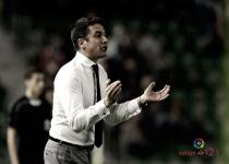 """Julio Velázquez: """"El equipo está trabajando muy bien"""""""