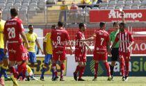 Las Palmas - Girona: puntuaciones del Girona, jornada 33 de la Liga Adelante