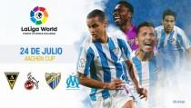 El Málaga, a por la Aachen Cup