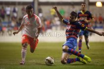 Llagostera - Osasuna: puntuaciones de Osasuna, jornada 4