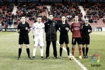 González Fuertes, árbitro para el Rayo Vallecano - CD Mirandés
