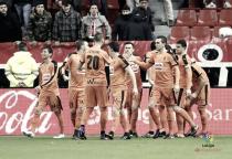 Sporting - Eibar: puntuaciones del Eibar, jornada 17 de Primera