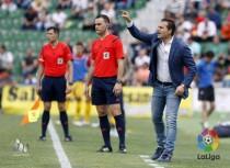 """Rubén Baraja: """"Solo nos ha faltado el acierto"""""""