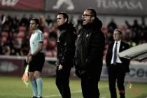 """Álvaro Cervera: """"No estoy contento con el empate"""""""