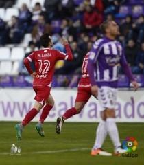 Real Valladolid - Real Zaragoza: puntuaciones del R. Zaragoza, jornada 34