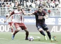 Eibar empata com Espanyol e ambos se distanciam das competições europeias
