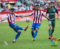 Sporting - Athletic de Bilbao: puntuaciones del Sporting, jornada 1 de Liga