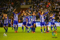 Deportivo - Celta: puntuaciones del Dépor, jornada 12 de Liga BBVA