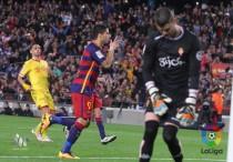 El Sporting, tan sólo un empate en los últimos diez enfrentamientos ante el Barcelona