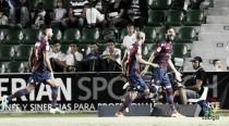 El derbi valenciano se decanta a favor del Levante UD