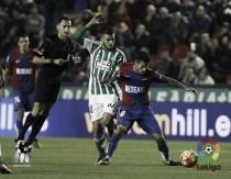 Levante UD - Real Betis: puntuaciones Betis, jornada 13
