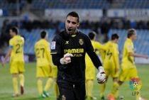 """Sergio Asenjo: """"Este equipo tiene una ambición tremenda"""""""