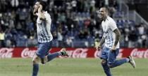 Málaga-Leganés: puntuaciones del Málaga, jornada 9 de la Liga Santander