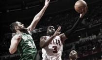 Primera cornada de los Chicago Bulls