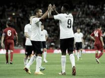 Four Arsenal players receive England call-up