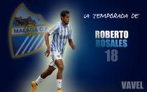 Málaga 2014/2015:la temporada de Roberto Rosales