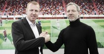 Maik Walpurgis, presentado como nuevo técnico del FC Ingolstadt