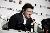 """Mazzarri: """"Perdimos los últimos dos partidos y no lo merecimos"""""""